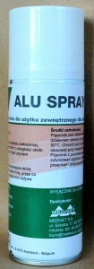 Aluminium Spray 200 ml
